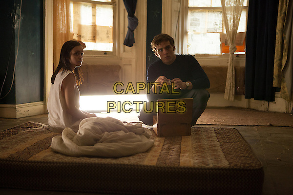 Olivia Cooke, Sam Claflin<br /> in The Quiet Ones (2014) <br /> *Filmstill - Editorial Use Only*<br /> CAP/FB<br /> Image supplied by Capital Pictures