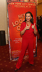 """Vanessa Williams attends the final performance after party for the New York City Center Encores! at 25 production of  """"Hey, Look Me Over!"""" on February 11, 2018 at the City Center Theatre in New York City."""