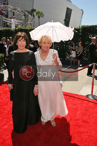 Lily Tomlin and Kathryn Joosten<br />