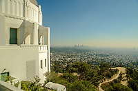 Los Angeles County Points of Interest Stock Photos