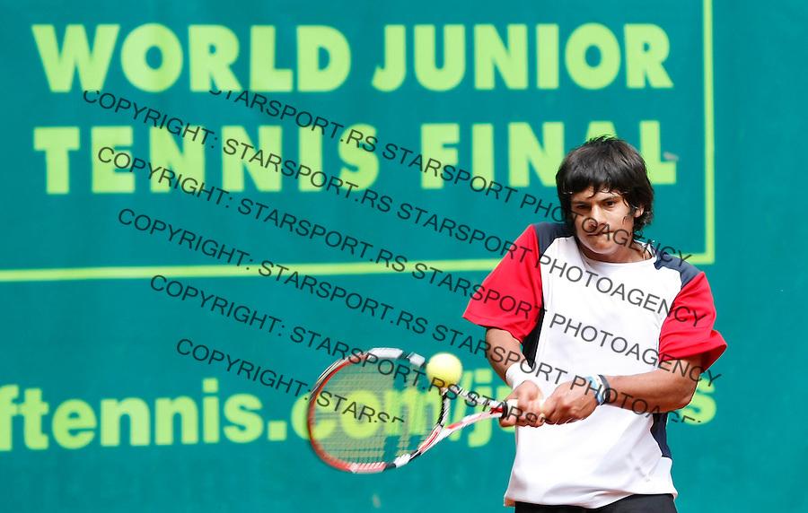 Tenis, World Championship U-14.World U-14 championship.Prostejov, 05.08.2010..foto: Srdjan Stevanovic/Starsportphoto ©
