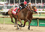 May 03, 2019 :#1 She's A Julie and jockey Ricardo Santana Jr. win the 34th running of The La Troienne Grade $500,000 for trainer Steven Asmussen at Churchill Downs on May 03, 2019.  Candice Chavez/ESW/CSM