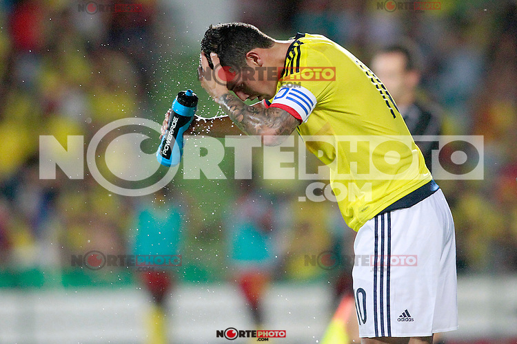 Colombia's James Rodriguez during international friendly match. June 13,2017.(ALTERPHOTOS/Acero) (NortePhoto.com) (NortePhoto.com)