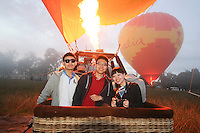20150419 April 19 Hot Air Balloon Gold Coast