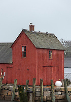 Fishing shack, Motif number 1, Rockport, Massachusetts, USA.