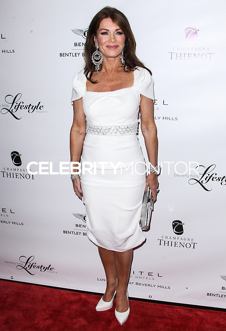 LOS ANGELES, CA - JUNE 06: Lisa Vanderpump attends the Beverly Hills Lifestyle Magazine 5 Year Anniversary held at Sofitel Hotel on June 6, 2013 in Los Angeles, California. (Photo by Celebrity Monitor)