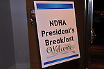 02- NDHA Presidents Breakfast