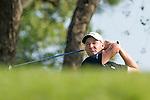 Sam Brazel of Australia tees off during the 58th UBS Hong Kong Golf Open as part of the European Tour on 10 December 2016, at the Hong Kong Golf Club, Fanling, Hong Kong, China. Photo by Marcio Rodrigo Machado / Power Sport Images