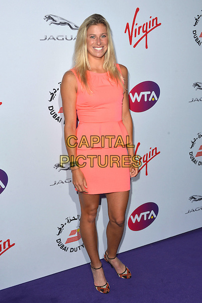 Andrea Hlavackova<br /> attending the WTA Pre-Wimbledon Party at  The Roof Gardens, Kensington, London England 25th June 2015.<br /> CAP/PL<br /> &copy;Phil Loftus/Capital Pictures