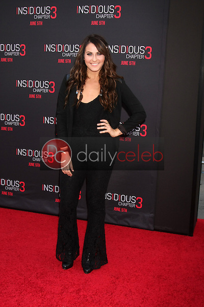 Scout Taylor-Compton at the &quot;Insidious Chapter 3&quot; Premiere, TCL Chinese Theater, Hollywood, CA 06-04-15<br /> David Edwards/DailyCeleb.com 818-249-4998
