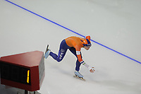 SPEEDSKATING: CALGARY: Olympic Oval, 02-12-2017, ISU World Cup, 1000m Ladies Division B, Sanne van der Schaar (NED), ©photo Martin de Jong