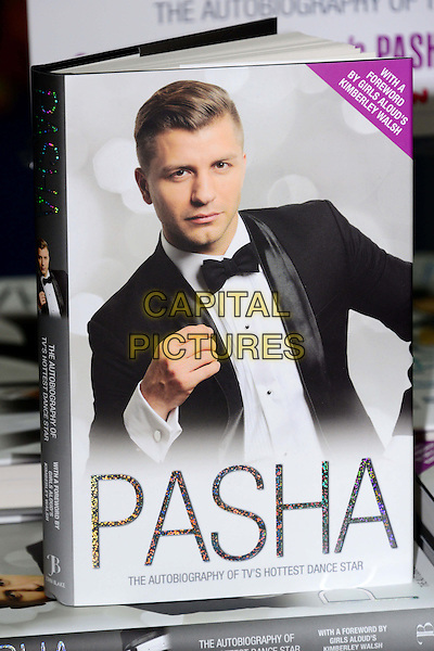 Pasha Kovalev's book<br /> The professional Latin and ballroom dancer, who appeared on talent show 'So You Think You Can Dance' before joining BBC's 'Strictly Come Dancing' in 2011 signs copies of his autobiography 'Pasha - My Story', WHSmith, Wood Green, London, England.<br /> 1st September, 2013<br /> booksigning gv general view <br /> CAP/BF<br /> &copy;Bob Fidgeon/Capital Pictures