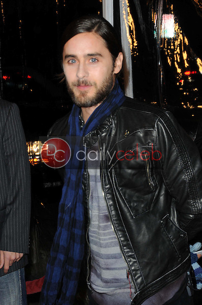 Jared Leto <br /> at the Los Angeles Premiere of 'The Wrestler'. The Academy Of Motion Arts &amp; Sciences, Los Angeles, CA. 12-16-08<br /> Dave Edwards/DailyCeleb.com 818-249-4998