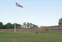 Flag Bastion, Fort George, Niagara-on-the-Lake