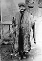 Iran 1930 <br />Farrajolah Assef, member of  the majlis ( Member of Parliament )  <br />Iran 1930  <br />Farrajolah Assef, d&eacute;put&eacute; du majlis, le parlement iranien