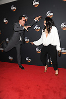 www.acepixs.com<br /> May 16, 2017  New York City<br /> <br /> Joshua Malina and Natalie Martinez attending arrivals for the ABC Upfront Event 2017 at Lincoln Center David Geffen Hall on May 16, 2017 in New York City.<br /> <br /> Credit: Kristin Callahan/ACE Pictures<br /> <br /> <br /> Tel: 646 769 0430<br /> Email: info@acepixs.com
