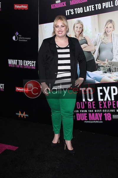 Rebel Wilson<br />