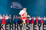 Grainne O'Sullivan and Michael Bernard O'Donoghue perform their winning dance after winning the inaugural Killarney Strictly Come Dancing in aid of the Irish Cancer Society on Friday night