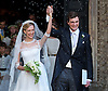 WEDDING OF PRINCE AMEDEO AND ELISABETTA MARIA ROSBOCH VON WOLKENSTEIN<br /> Prince Amedeo the son Princess Astrid of Belgium married Elisabetta Maria Rosboch von Wolkenstein at the Basilica of Santa Maria in Trastevere, in Rome, Italy_05/07/2014<br /> Mandatory Credit Photos: &copy;NEWSPIX INTERNATIONAL<br /> <br /> **ALL FEES PAYABLE TO: &quot;NEWSPIX INTERNATIONAL&quot;**<br /> <br /> PHOTO CREDIT MANDATORY!!: NEWSPIX INTERNATIONAL(Failure to credit will incur a surcharge of 100% of reproduction fees)<br /> <br /> IMMEDIATE CONFIRMATION OF USAGE REQUIRED:<br /> Newspix International, 31 Chinnery Hill, Bishop's Stortford, ENGLAND CM23 3PS<br /> Tel:+441279 324672  ; Fax: +441279656877<br /> Mobile:  0777568 1153<br /> e-mail: info@newspixinternational.co.uk