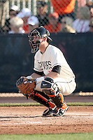 Andrew Susac - Oregon State, playing in the 8th annual Coca Cola Classic at Surprise Recreational Complex, Surprise, AZ - 03/03/2010 - 03/06/2010.Photo by:  Bill Mitchell/Four Seam Images.
