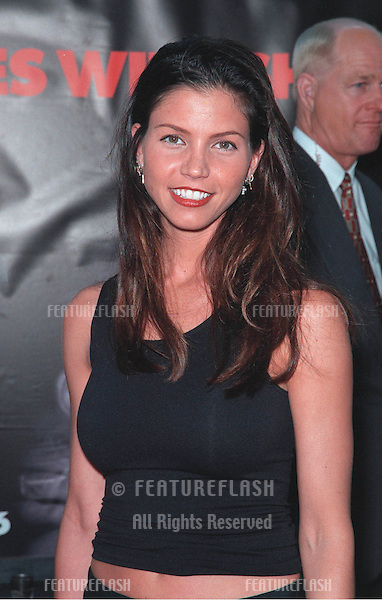 "13JUL99:  Actress CHARISMA CARPENTER at the world premiere, in Los Angeles, of  ""Eyes Wide Shut""..© Paul Smith / Featureflash"