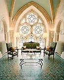 FRANCE, Burgundy, interior of Abbaye De La Bussiere, Dijon