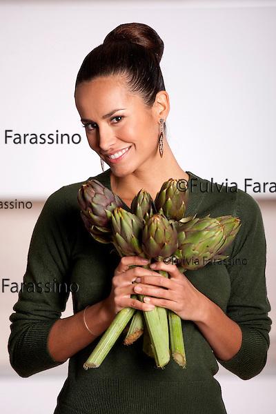 Michela Coppa per <br /> dieta alla clorofilla