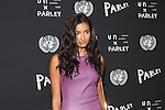 Model Kelly Gale Attends President of the General Assembly of the United Nations and Parley Oceans Launch Event
