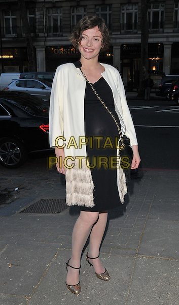LONDON, ENGLAND - APRIL 20: Camilla Rutherford attends the Oasis and Victoria &amp; Albert Museum collection launch party, V &amp; A Museum, Cromwell Rd., on Monday April 20, 2015 in London, England, UK. <br /> CAP/CAN<br /> &copy;CAN/Capital Pictures