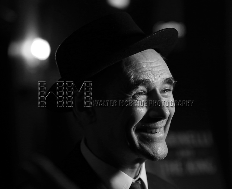 Mark Rylance attends the Broadway Opening Night performance after party for 'Farinelli and the King' at The Belasco Theatre on December 17, 2017 in New York City.