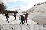 Frozen Lake at Glentinasaic