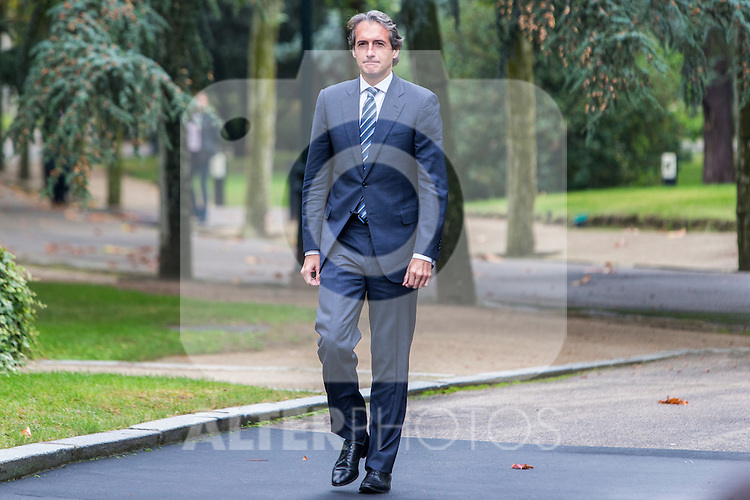 Spanish Minister of Public Works Inigo de la Serna during the prensentation of Rajoy's New Government at Moncloa Palace in  Madrid, Spain. November 04, 2016. (ALTERPHOTOS/Rodrigo Jimenez)