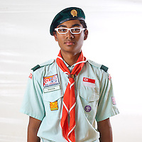 Scout from Singapore.