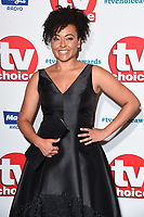 Jaye Jacobs<br /> at the TV Choice Awards 2018, Dorchester Hotel, London<br /> <br /> ©Ash Knotek  D3428  10/09/2018