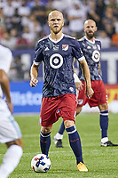 Chicago, IL - Wednesday, August 02, 2017:  Major League Soccer All-Stars play their match between MLS All-Stars and Real Madrid at Soldier Field.