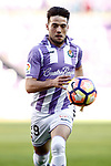 Real Valladolid's Jose Arnaiz during La Liga Second Division match. March 11,2017. (ALTERPHOTOS/Acero)