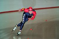 SCHAATSEN: HEERENVEEN: IJsstadion Thialf, 03-2002, VikingRace, Sven Kramer (NED), ©foto Martin de Jong