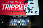 Atletico de Madrid's new player Kieran Trippier during his official presentation.  July 18, 2019. (ALTERPHOTOS/Francis Gonzalez)