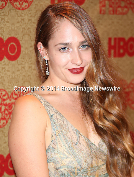 Pictured: Jemima Kirke<br /> Mandatory Credit &copy; Frederick Taylor/Broadimage<br /> HBO's Post 2014 Golden Globe Awards Party - Arrivals<br /> <br /> 1/12/14, Los Angeles, California, United States of America<br /> <br /> Broadimage Newswire<br /> Los Angeles 1+  (310) 301-1027<br /> New York      1+  (646) 827-9134<br /> sales@broadimage.com<br /> http://www.broadimage.com