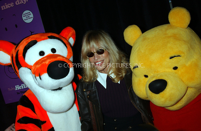 WWW.ACEPIXS.COM . . . .....Carly Simon at the premiere of Pooh's Heffalump Adventure, New York City, February 5 2005. ....Please byline: KRISTIN CALLAHAN - ACE PICTURES.. . . . . . ..Ace Pictures, Inc:  ..Philip Vaughan (646) 769-0430..e-mail: info@acepixs.com..web: http://www.acepixs.com