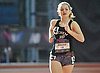 Margaret Atwood of Sachem East competes in the girls 1-mile race walk event during the New Balance Indoor Nationals at The Armory in New York, NY on Saturday, March 10, 2018. She finished in second place with a time of 7:16.25.