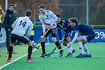 AMSTELVEEN -  Mirco Pruyser (Adam) tijdens de competitie hoofdklasse hockeywedstrijd heren, Pinoke-Amsterdam (1-1)   COPYRIGHT KOEN SUYK