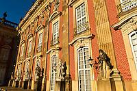 New Palace (Neues Palais), Sanssouci Park (a UNESCO World Heritage site), Potsdam, Germany