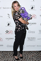"BEVERLY HILLS, CA - OCTOBER 27: Actress Kaley Cuoco arrives at the ""Bow Wow Beverly Hills"" Presents The Big Bark Theory Halloween Event benefiting The Amanda Foundation held at Two Rodeo Drive on October 27, 2013 in Beverly Hills, California. (Photo by Xavier Collin/Celebrity Monitor)"