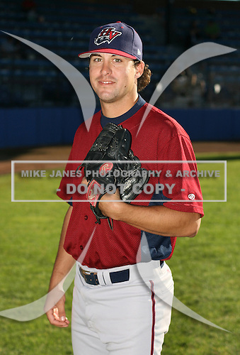 2007 Hudson Valley Renegades.Class-A affiliate of the Tampa Bay Devil Rays.New York-Penn League.Photo By:  Mike Janes