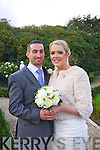 Fiona Horan, Castleisland, daughter of Aeneas and Sheila, and John Roche, Firies, son of Ulick and Peg were married at Cordal Church on Saturday 18th October 2014 by Monsignor Dan O'Riordan, with a reception at Ballyseede Castle Hotel