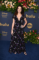 LOS ANGELES - SEP 22:  Carla Barrata at the Walt Disney Television Emmy Party at the Otium on September 22, 2019 in Los Angeles, CA