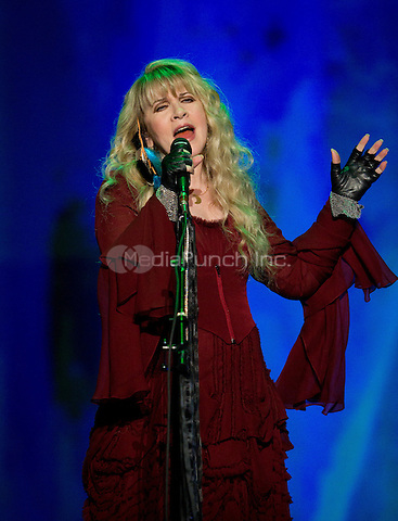Stevie Nicks performs at The Joint at Hard Rock Hotel & Casino in Las Vegas, NV on October 15, 2011. © Erik Kabik / MediaPunch.***HOUSE COVERAGE***