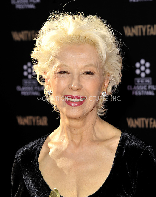 WWW.ACEPIXS.COM......April 25, 2013, Los Angeles, CA.....France Nuyen arriving at the 2013 TCM Classic Film Festival Opening Night Gala screening of 'Funny Girl' at the TCL Chinese Theatre on April 25, 2013 in Hollywood, CA.............By Line: Peter West/ACE Pictures....ACE Pictures, Inc..Tel: 646 769 0430..Email: info@acepixs.com