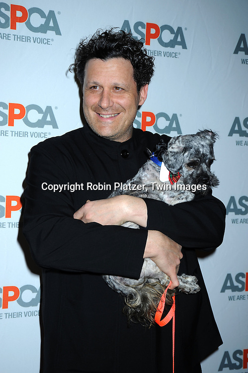 Isaac Mizrahi at The 13th Annual ASPCA Bergh Ball at the Plaza Hotel in New York City on April 15, 2010.